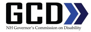 NH Governor's Commission on Disability Logo and Website Link