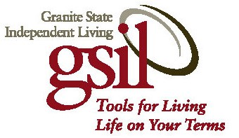 Granite State Independent Living Logo and Website