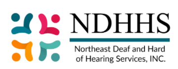 Northeast Deaf and Hard of Hearing Services, Inc's Logo